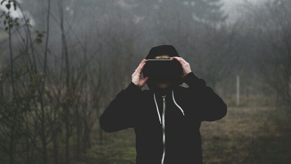 Kaciga za virtuelnu stvarnost - Sputnik Srbija