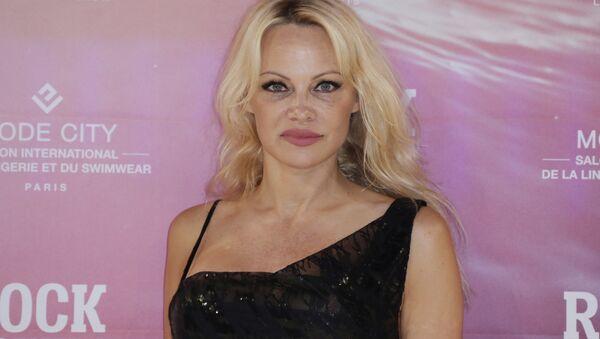 US actress Pamela Anderson - Sputnik Srbija