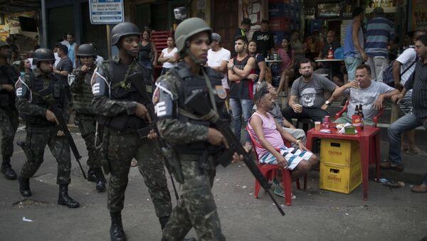 Полиција Бразил - Sputnik Србија