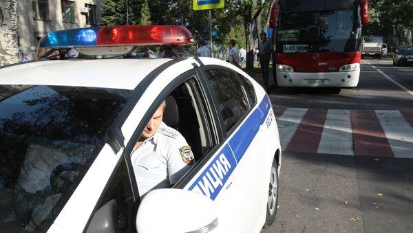 Policija u Donjecku - Sputnik Srbija