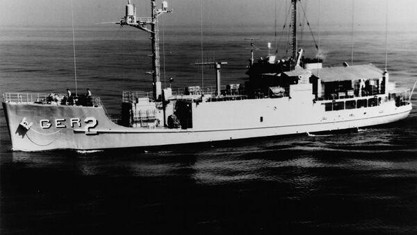 Američki brod Pueblo - Sputnik Srbija