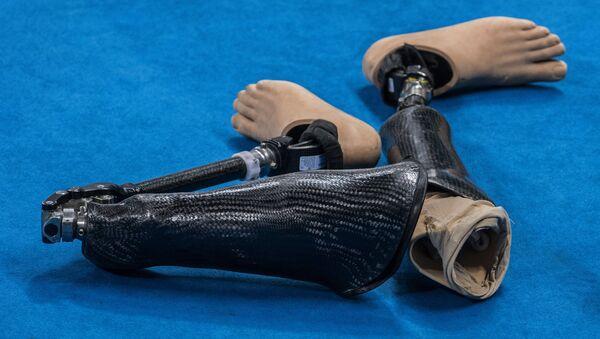Протезе параолимпијца на Играма у Рио де Жанеиру - Sputnik Србија