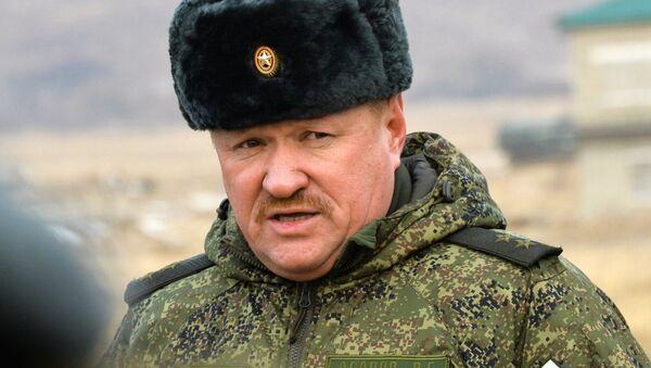 Ruski general Valerij Asapov - Sputnik Srbija