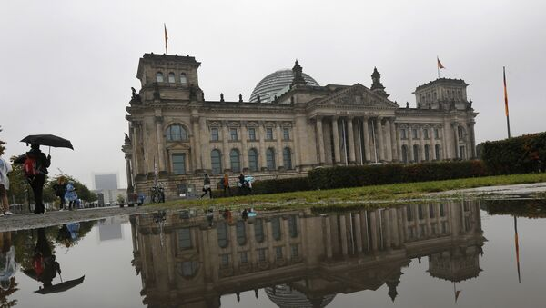 Bundestag - Sputnik Srbija