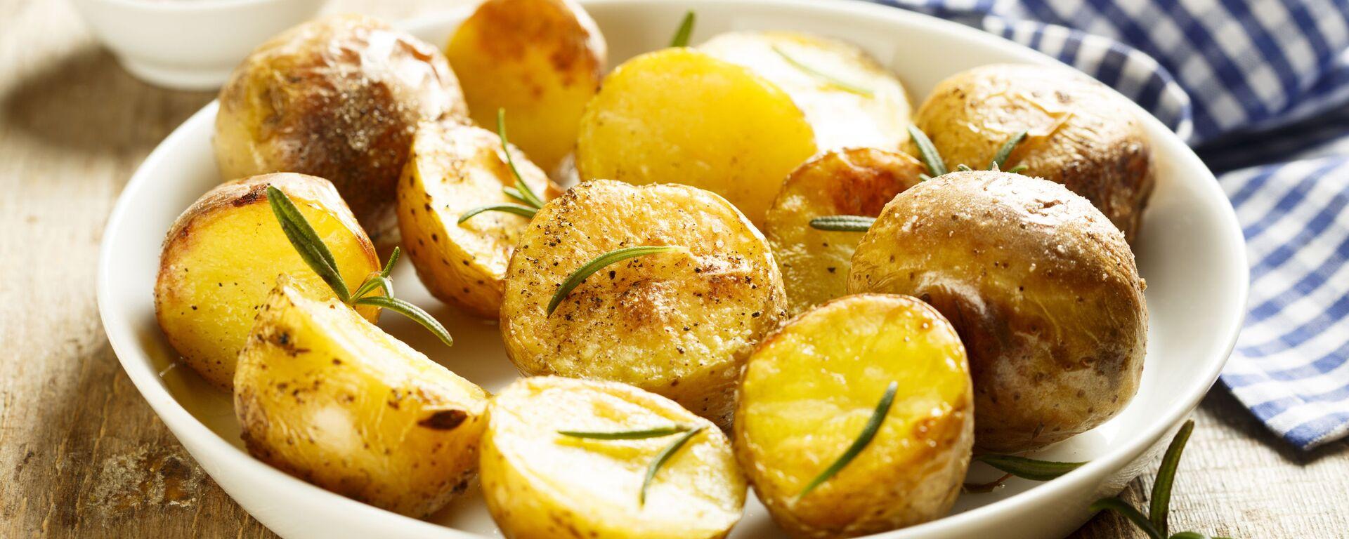 Zapečeni krompir - Sputnik Srbija, 1920, 11.01.2021
