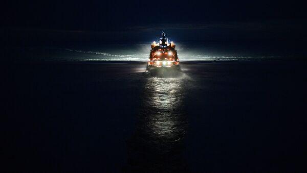 Експедиција Северним морским путем - Sputnik Србија