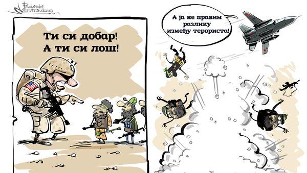 Годишњица руске операције у Сирији - Sputnik Србија