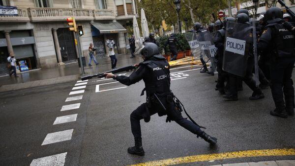 Ситуација у Барселони - Sputnik Србија