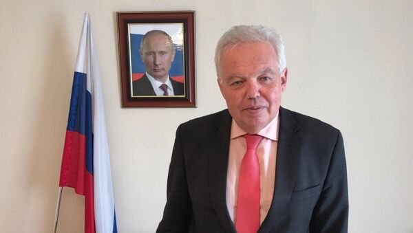 Petar Ivancov - Sputnik Srbija