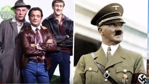 Дел Бој, Родни,  деда и Адолф Хитлер - Sputnik Србија