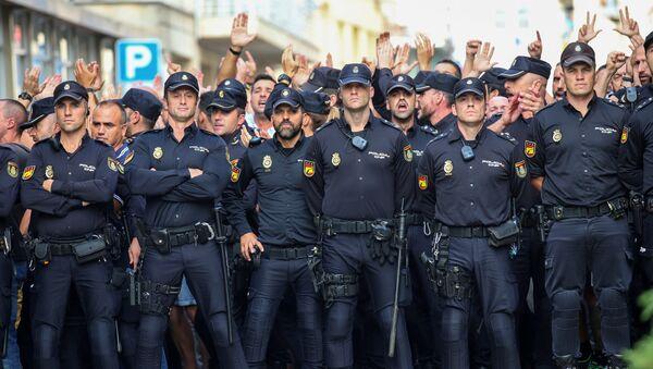 Полиција у Барселони - Sputnik Србија
