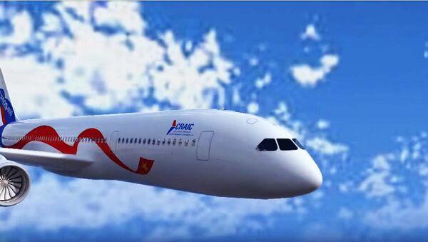 Будући Кинеско-руски авион CR929 - Sputnik Србија