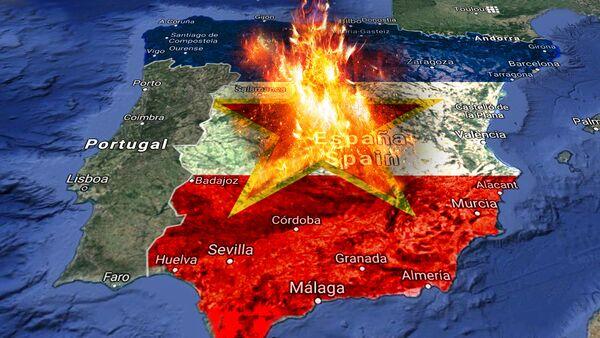 Španija SFRj - ilustracija - Sputnik Srbija
