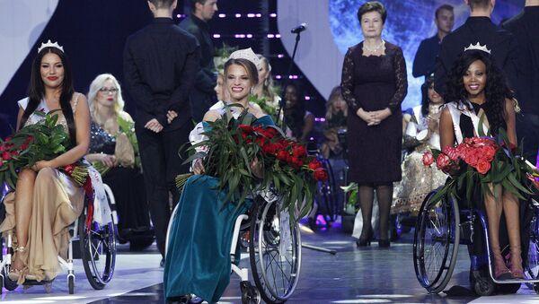 Izbor za mis sveta u kolicima - Sputnik Srbija