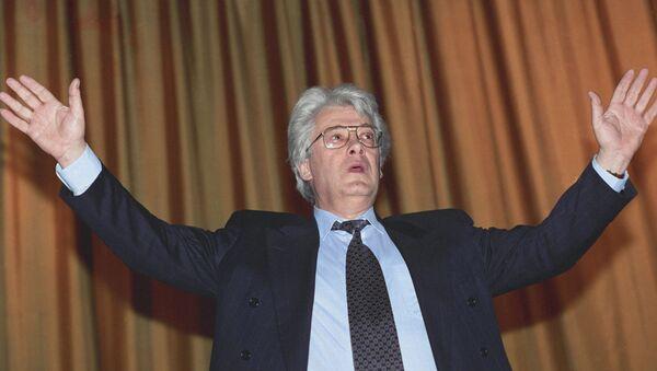 Alan Čumak tokom seanse - Sputnik Srbija