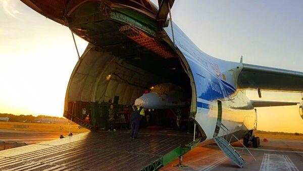 МиГ-29 у антонову на аеродрому у Батајници. - Sputnik Србија