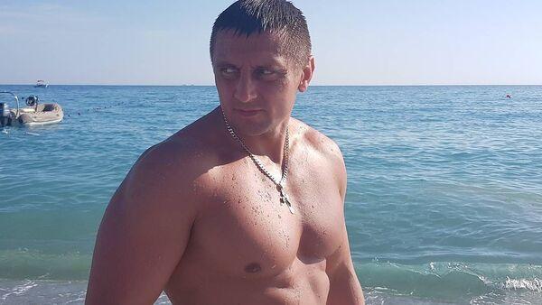 Руски посланик Олег Сухов - Sputnik Србија