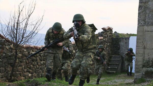Turska vojska u Siriji - Sputnik Srbija