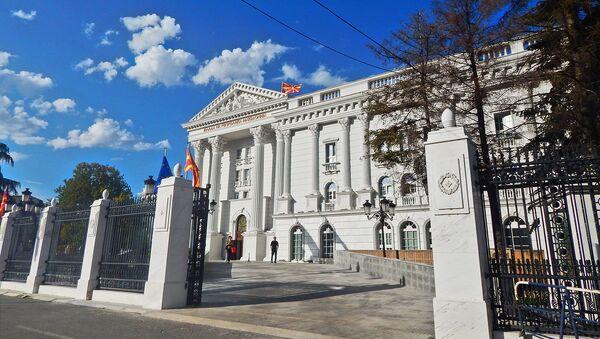 Влада републике Македоније - Sputnik Србија