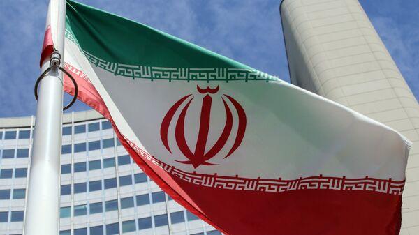 Иранска застава - Sputnik Србија