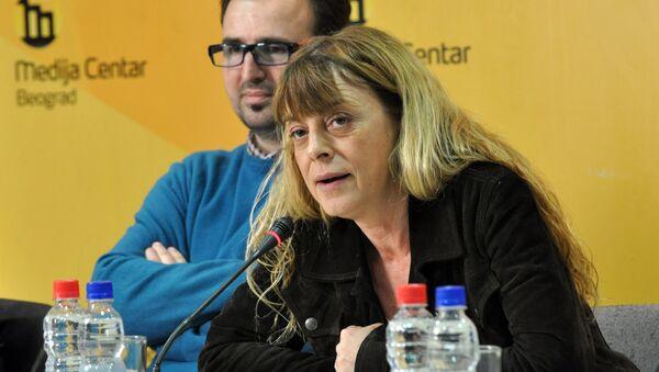Glumica Anita Mančić. - Sputnik Srbija
