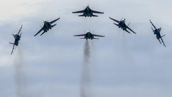 Запањујући перформанс авиона МиГ-29 - Sputnik Србија