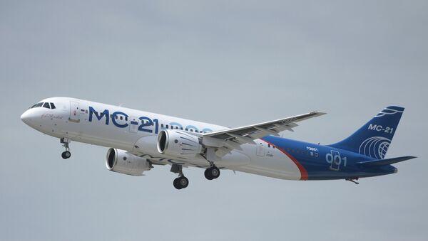 Руски путнички авион МС-21 - Sputnik Србија
