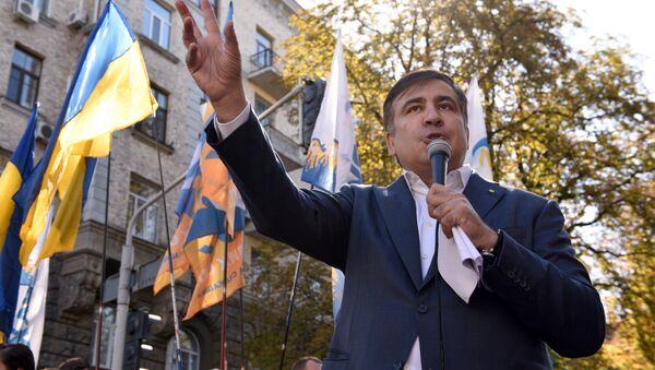 Михаил Сакашвили - Sputnik Србија