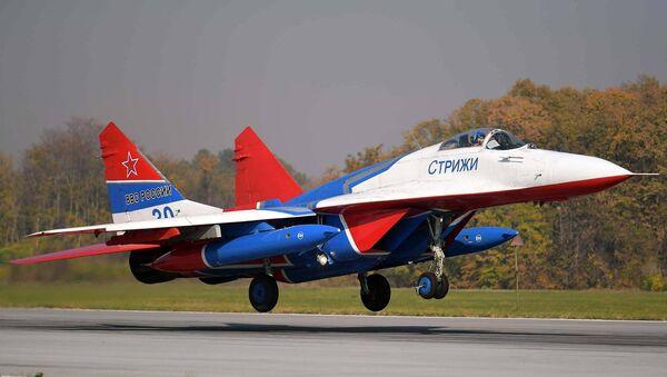 Авион акро-групе Стрижи - Sputnik Србија