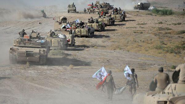 Ирачка војска - Sputnik Србија