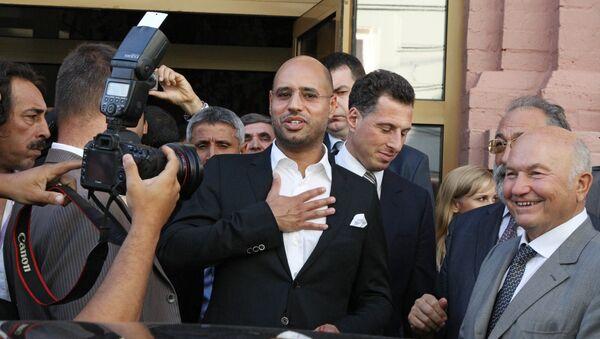 Seif el Islam Gadafi - Sputnik Srbija