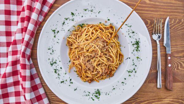 Паста, шпагети - Sputnik Србија
