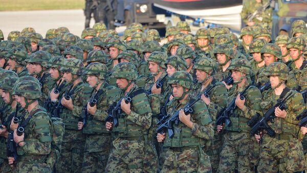 Srpski super–ratnici sada su mnogo bolje opremljeni za noćne borbe. - Sputnik Srbija