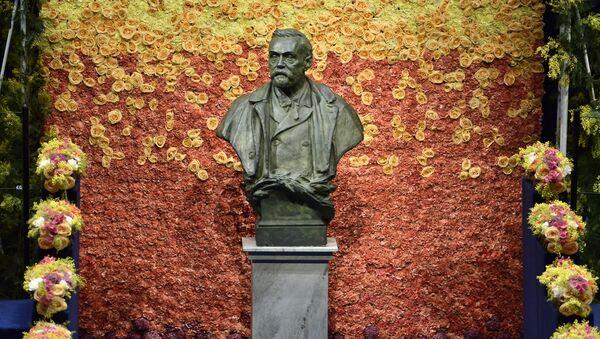 Alfred Nobel - Sputnik Srbija