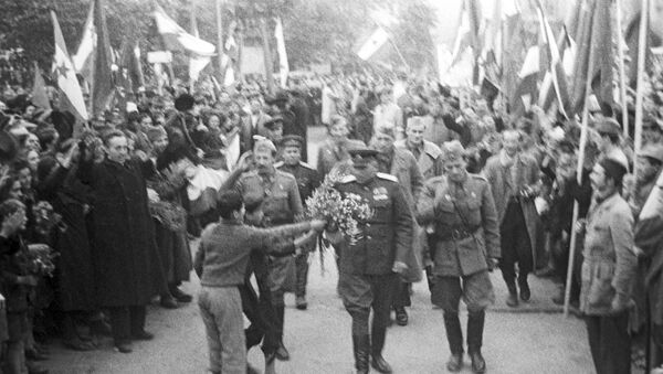 Ослобођење Београда - Sputnik Србија