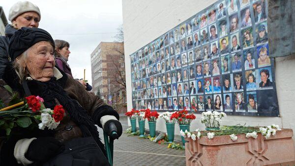Sećanje na teroristički napad u pozorištu na Dubrovki - Sputnik Srbija