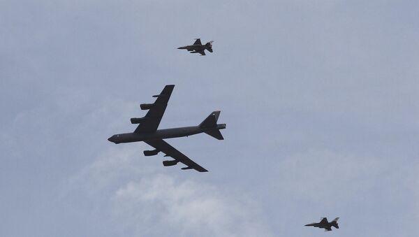 Bombarder B-52 - Sputnik Srbija