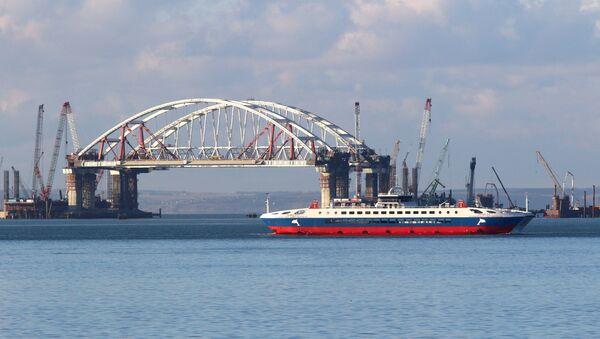 Кримски мост - Sputnik Србија