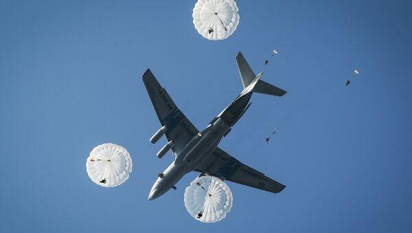 Ruski padobranci - Sputnik Srbija