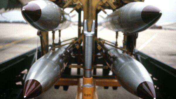 Nuklearna raketa B61 - Sputnik Srbija