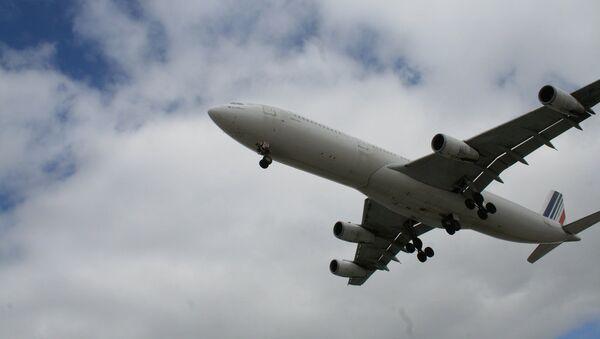 Авион за видео - Sputnik Србија