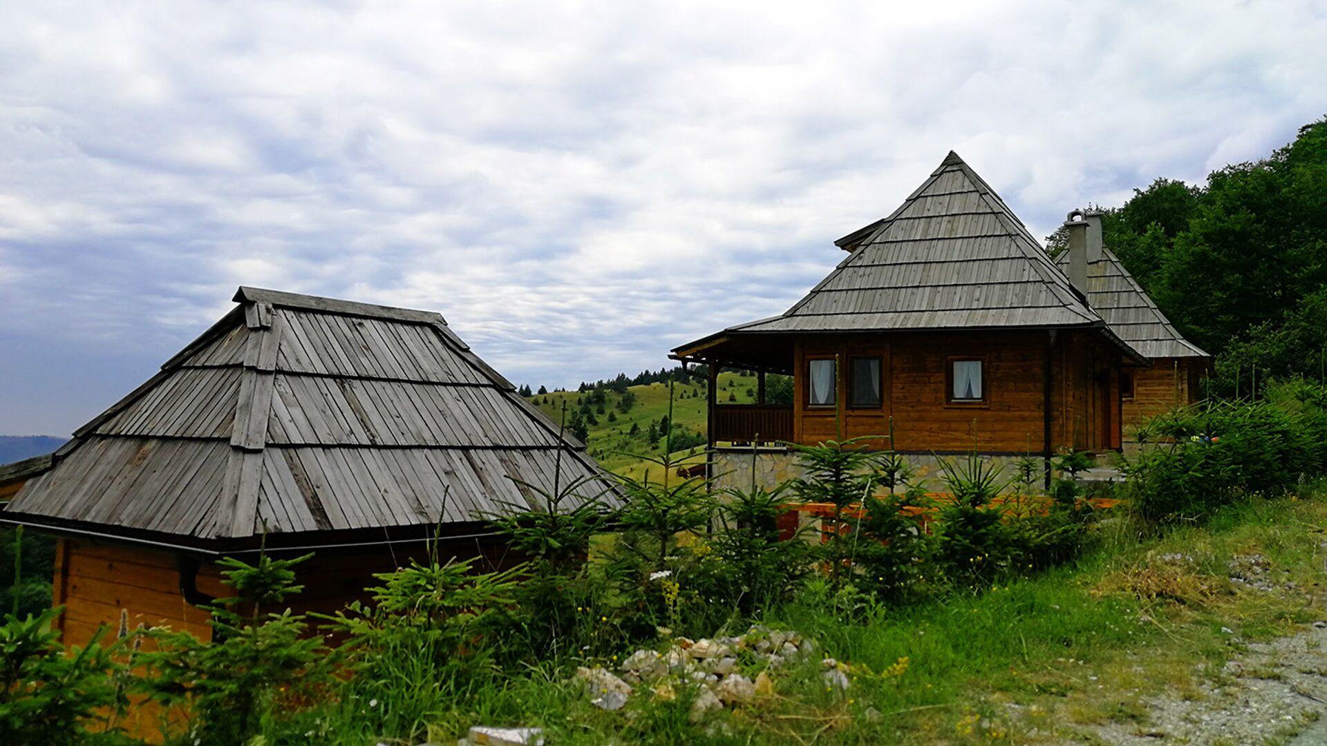 Село - Sputnik Србија, 1920, 14.06.2021