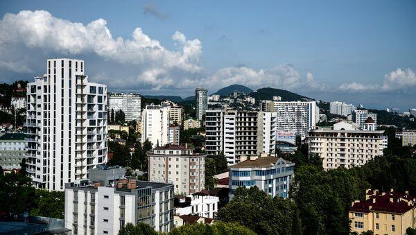 Soči, grad u Rusiji - Sputnik Srbija