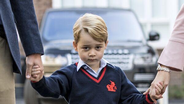 Britanski princ Džordž - Sputnik Srbija