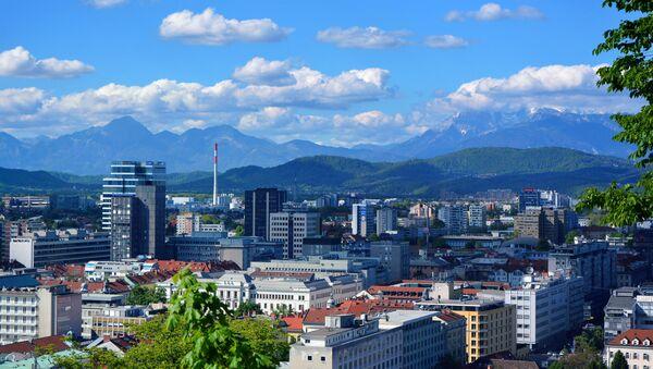 Ljubljana, Slovenija - Sputnik Srbija