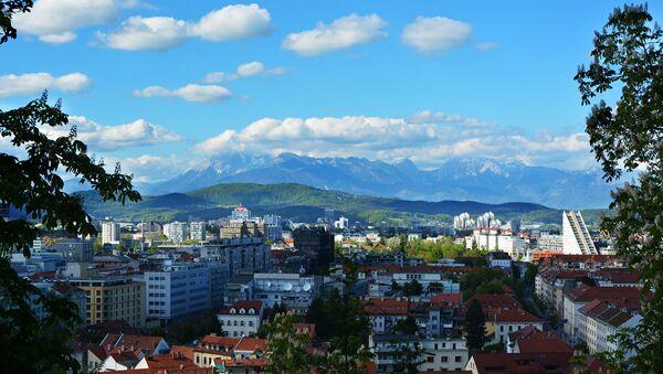 Љубљана, Словенија - Sputnik Србија
