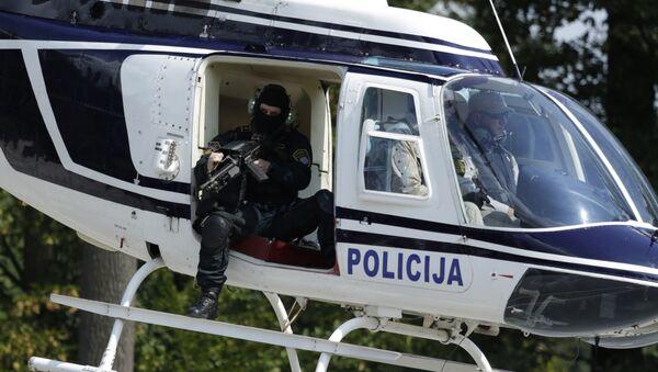 Bosanska policija - arhivska fotografija - Sputnik Srbija