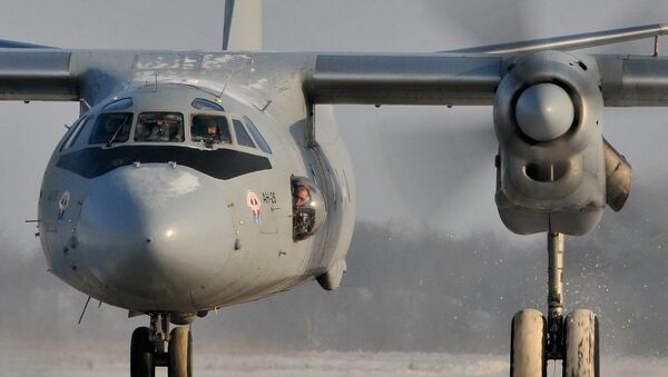 Avion An-26 - Sputnik Srbija