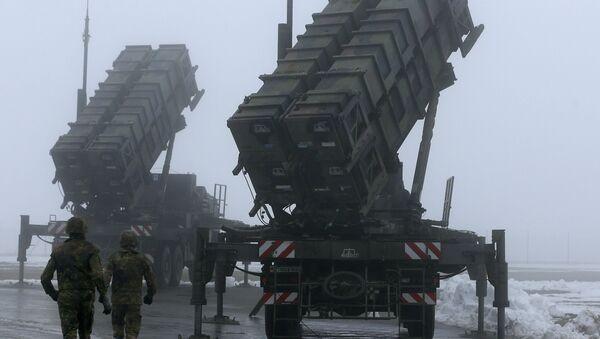 Protivraketni sistem Patriot u Nemačkoj - Sputnik Srbija