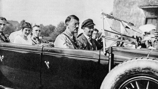Adolf Hitler - Sputnik Srbija